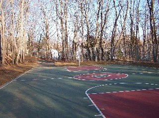 East Brunswick Parks: Welsh Park Basketball