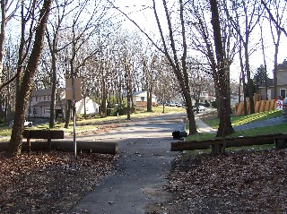 East Brunswick Parks: Welsh Park Entrances