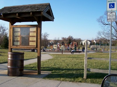 East Brunswick Parks: Great Oak Park
