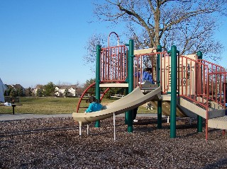 East Brunswick Parks: Welsh Park Playground